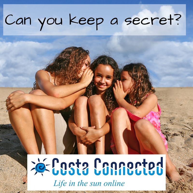 Can you keep a secret-