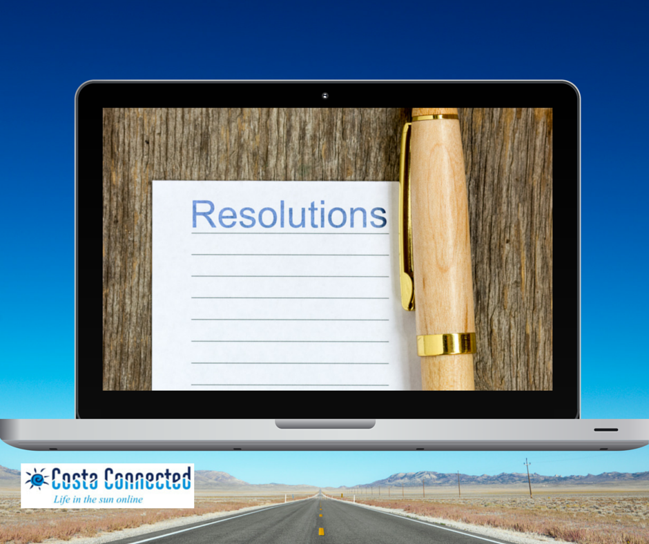 List of new year resolutions